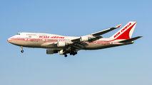 VT-AIM - Air India Boeing 747-400 aircraft