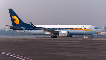 VT-JXD - Jet Airways Boeing 737-8 MAX