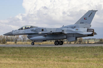 3047 - United Arab Emirates - Air Force Lockheed Martin F-16E Fighting Falcon