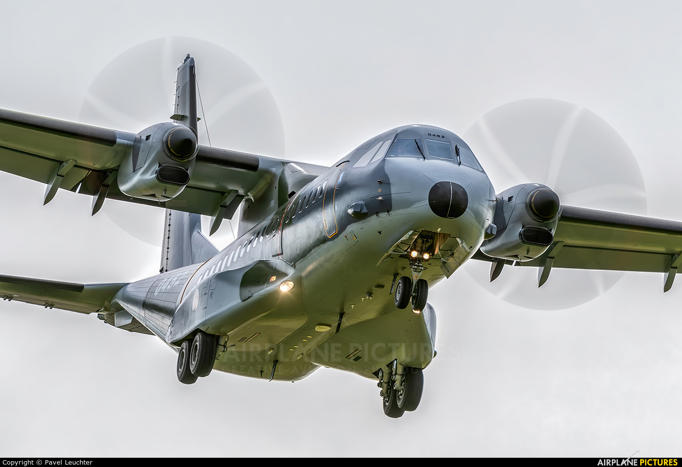Czech - Air Force 0452 aircraft at Pardubice