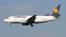 D-ABIN - Lufthansa Boeing 737-500 aircraft