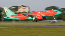 UR-WRW - Windrose Airlines Airbus A320 aircraft