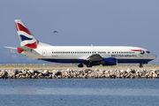 G-DOCU - British Airways Boeing 737-400 aircraft