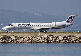 F-GVHD - Air France - Hop! Embraer ERJ-145