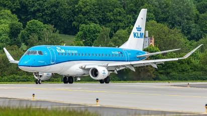 PH-EXR - KLM Cityhopper Embraer ERJ-175 (170-200)