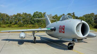 019 - Poland - Air Force PZL Lim-2