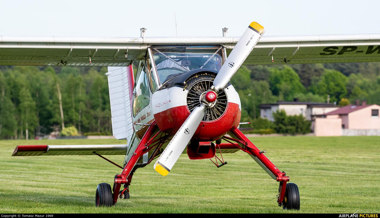 Private SP-WEM aircraft at Rybnik - Gotartowice