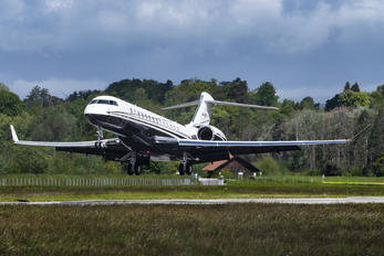 M-NSTR - Private Bombardier BD700 Global 7500