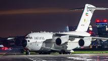 KAF342 - Kuwait - Air Force Boeing C-17A Globemaster III aircraft