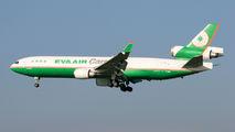 B-16106 - EVA Air Cargo McDonnell Douglas MD-11F aircraft