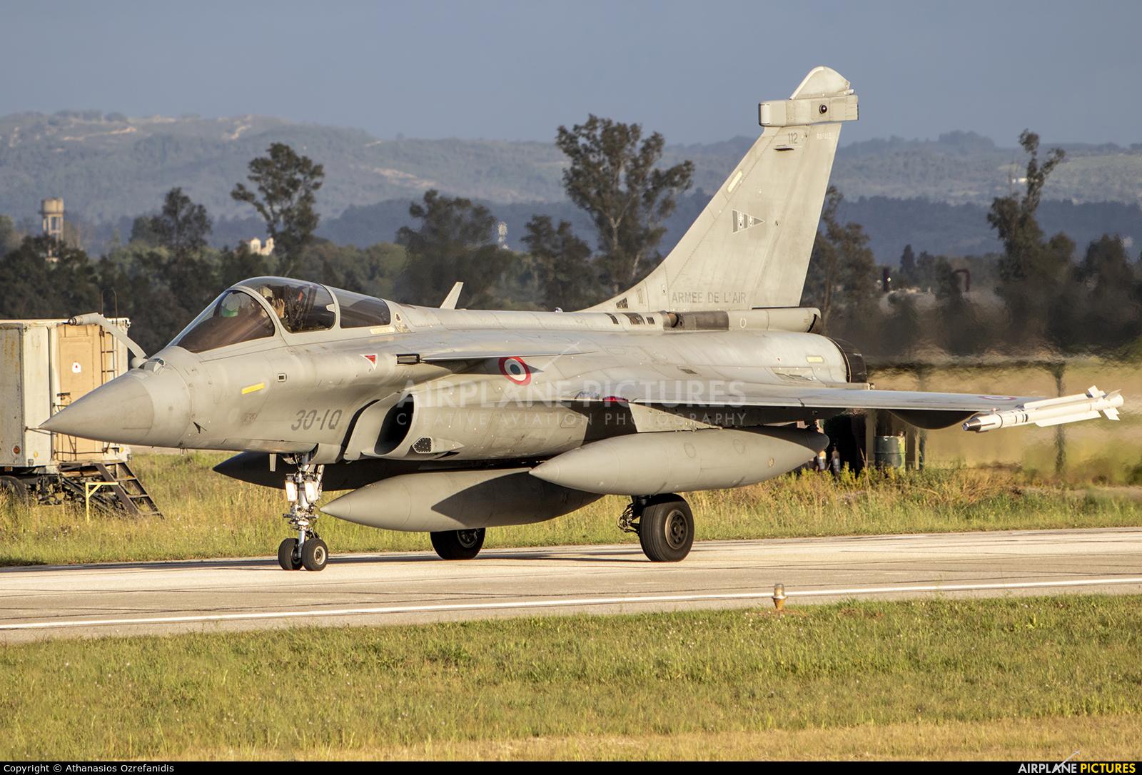 France - Air Force 112 aircraft at Andravida AB