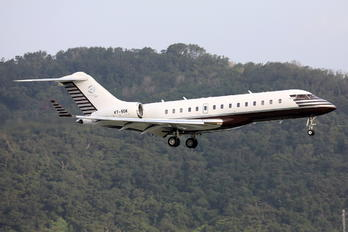 VT-SDK - Private Bombardier BD-700 Global Express