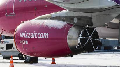 HA-LYH - Wizz Air Airbus A320