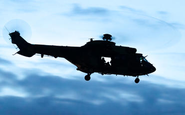 HT.27-08 - Spain - FAMET Eurocopter AS532 Cougar