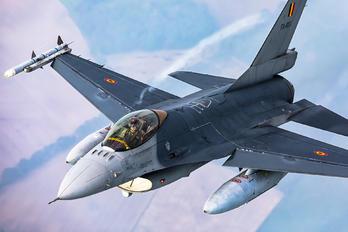 FA-103 - Belgium - Air Force General Dynamics F-16AM Fighting Falcon