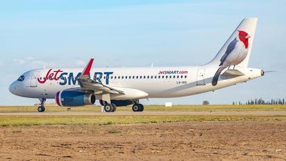 LV-IVO - JetSMART Argentina Airbus A320