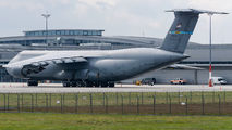 Second USAF Super - Galaxy in Poznań title=