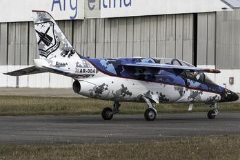 AR-004 - Argentina - Air Force FMA IA-63 Pampa