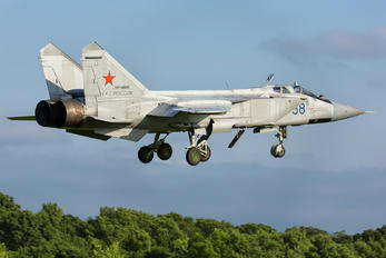 RF-90911 - Russia - Air Force Mikoyan-Gurevich MiG-31 (all models)