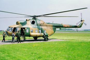10447 - Hungary - Air Force Mil Mi-8Hip