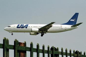 OO-LTR - EBA - Eurobelgian Airlines Boeing 737-400