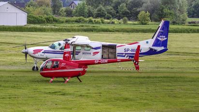 SP-GWS - Private Robinson R44 Astro / Raven