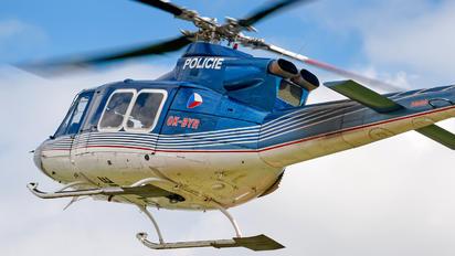 OK-BYR - Czech Republic - Police Bell 412EP
