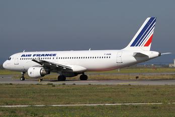 F-GHQM - Air France Airbus A320