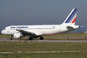F-GHQM - Air France Airbus A320 aircraft