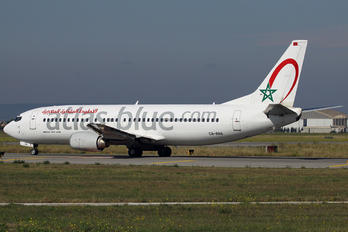 CN-RNA - Atlas Blue Boeing 737-400