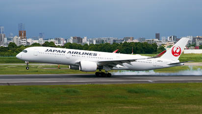 JA07XJ - JAL - Japan Airlines Airbus A350-900