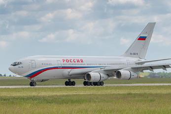 RA-96016 - Rossiya Special Flight Detachment Ilyushin Il-96