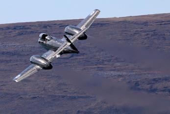WA638 - Martin Baker Gloster Meteor T.7