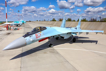 67 - Russia - Air Force Sukhoi Su-35S