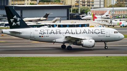 D-AILP - Lufthansa Airbus A319