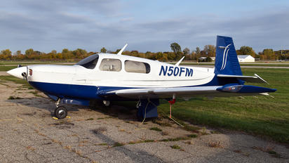 N50FM - Private Mooney M20K