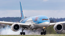 TUI Airlines 787 Dreamliner visited Ostrava title=