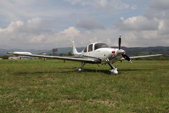 N117SU - Private Cirrus SR22-X Turbo