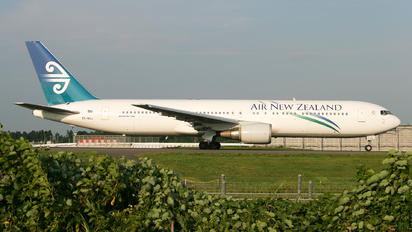 ZK-NCJ - Air New Zealand Boeing 767-300ER