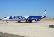 N872CA - National Airlines Douglas DC-8-71(F) aircraft