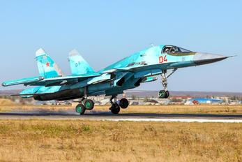 04 - Russia - Air Force Sukhoi Su-34