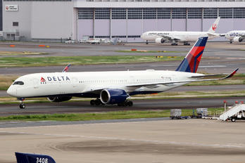 N514DN - Delta Air Lines Airbus A350-900