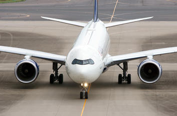 N408DX - Delta Air Lines Airbus A350-900