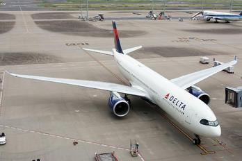 N409DX - Delta Air Lines Airbus A350-900