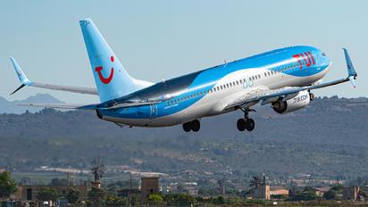 OO-JAU - TUI Airlines Belgium Boeing 737-800