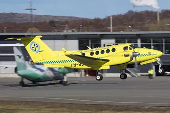 LN-BSJ - Babcock Scandinavian AirAmbulance Beechcraft 200 King Air