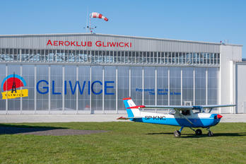 SP-KNC - - Airport Overview - Airport Overview - Hangar