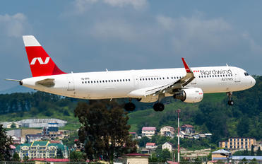 VQ-BRX - Nordwind Airlines Airbus A321
