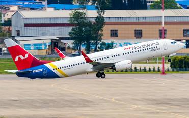 VP-BDU - Nordwind Airlines Boeing 737-800