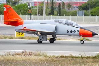 E.25-61 - Spain - Air Force Casa C-101EB Aviojet